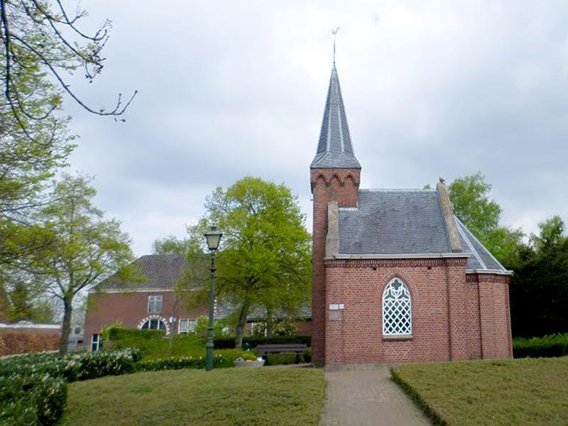 Kerkje De Rietstap Dinxperlo