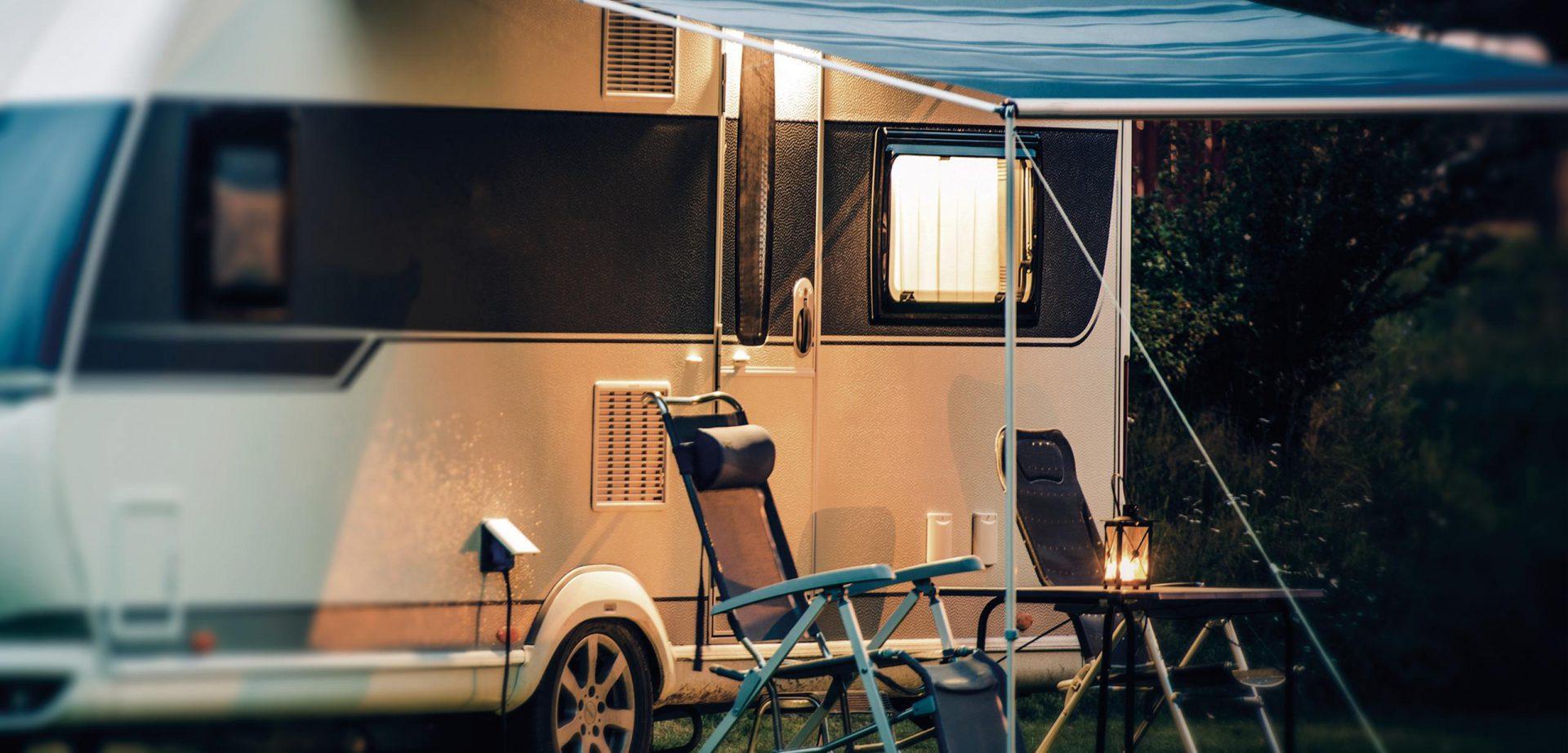 kamperen camping